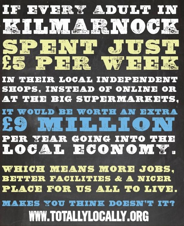 Totally Locally Kilmarnock